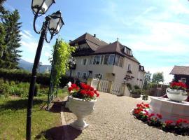 Hotel Post Victoria, hotell i Oberbozen