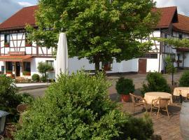 Landgasthaus Pfahl, hotel near Nuerburgring, Wershofen