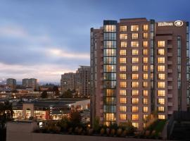 Hilton Vancouver Airport, hotel near Vancouver International Airport - YVR, Richmond