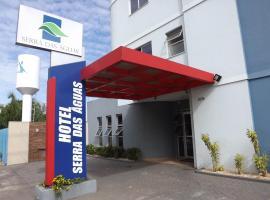 Hotel Serra das Águas, hotel perto de Terminal Rodoviário de Goiânia, Goiânia