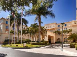 Hilton Naples, golf hotel in Naples