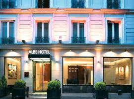 Hôtel Albe Saint Michel, hotel in Latin Quarter, Paris
