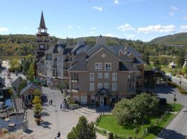 Tour des Voyageurs, hôtel à Mont-Tremblant