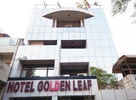 Golden Leaf Hotel, hotel near National Rail Museum, New Delhi