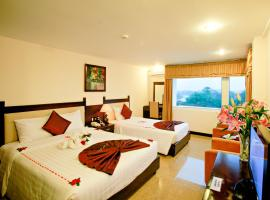 Serene Shining Hotel & Spa, accessible hotel in Hue
