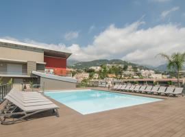 Résidence Pierre & Vacances Premium Julia Augusta, hotel in Roquebrune-Cap-Martin