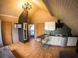 Romance, guest house in Ventspils