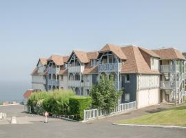 Résidence Pierre & Vacances Les Tamaris, apartment in Trouville-sur-Mer