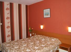 Hotel Fors, hotel in Burgas