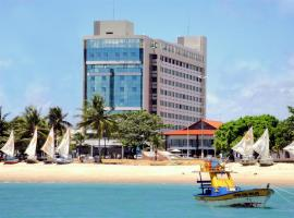 Best Western Premier Maceió, beach hotel in Maceió