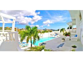 Champartments Resort - Villa & Appartementen Cristal, hotel em Willemstad