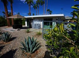 The White House, villa in Palm Springs