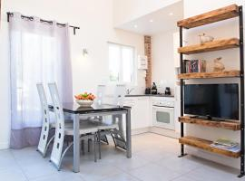 Le Loft, apartment in Honfleur