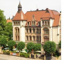 Hotel Artushof, ξενοδοχείο στη Δρέσδη