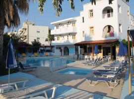 Harriets Apartments, hotel with pools in Kardamaina