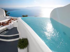 Dana Villas & Infinity Suites, hotel in Firostefani