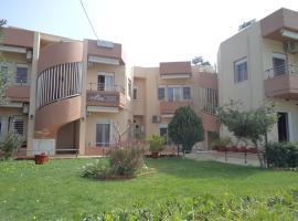 Melia Studios, hotel near Fransiscan Monastery of Agios Fragkiskos, Kato Daratso