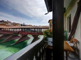 Appartamenti Ponte Vecchio, hotel pet friendly a Bassano del Grappa