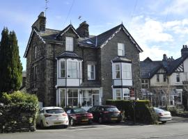 St John's Lodge (incl off-site health club), hotel with jacuzzis in Windermere