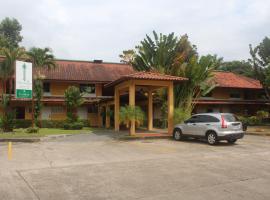 Albrook Inn, hotel near Bridge of the Americas, Panama City