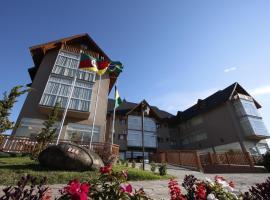 Hotel Villa Aconchego de Gramado, hotel in Gramado