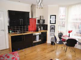 South Beach Apartments, apartment in Blackpool