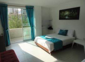 Brizzamar Hotel, hotel in Santa Marta