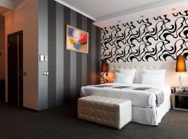 Merotell, hôtel à Krasnodar