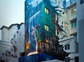 Hotel Clover The Arts (SG Clean), hotel near Raffles City, Singapore