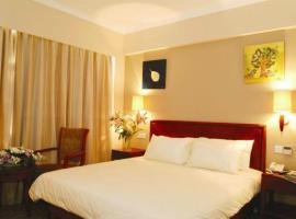 GreenTree Inn Beijing Xisanqi Bridge Business Hotel, hotel in Changping