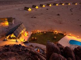 Desert Quiver Camp – hotel w mieście Sesriem