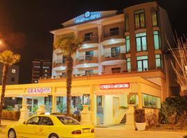 Grand Hotel, hotel in Elbasan