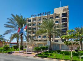 Ajman Beach Hotel, hotel in Ajman