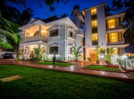 Pinnacle Holiday Homes, hotel near Casino Palms, Arpora