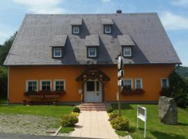 Auf der Heide Gasthof & Pension, Hotel in der Nähe von: Lauschelift, Waltersdorf