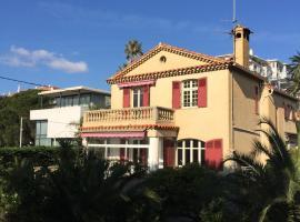 Villa Tricia Cannes, B&B in Cannes