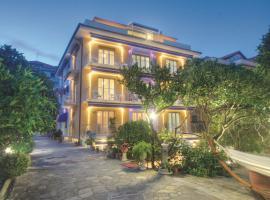 Hotel Villa Delibera, hotell i Varazze