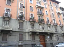 Hotel Brasil Milan, hotel a Milano, Città Studi