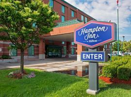 Hampton by Hilton Ottawa, hotel in Ottawa