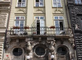 Art Hostel, хостел y Львові