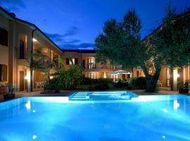 Residence Villa Andrea, serviced apartment in Marina di Camerota