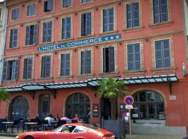 Hôtel du Commerce, hotel in Montauban