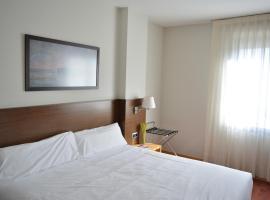 Hotel Palacio Congresos, hotel en Palencia