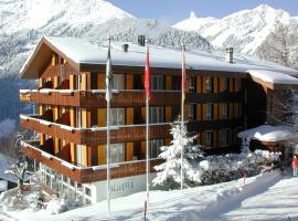 Hotel Bellevue-Wengen - Best view in town!, отель в Венгене