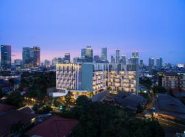 Ayaka Suites, hotel near Ambassador Mall, Jakarta