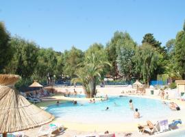 Camping de la Baie, Campingplatz in Cavalaire-sur-Mer