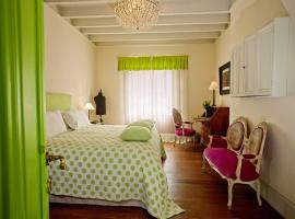 Quinta Miraflores Boutique Hotel, pet-friendly hotel in Lima