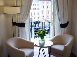 Piazza Farnese Luxury Suites, boutique hotel in Rome