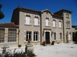 Bed & Breakfast L'Orangerie, hotel with jacuzzis in Carcassonne