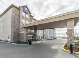 Comfort Inn & Suites Edmonton International Airport, hotel in Nisku